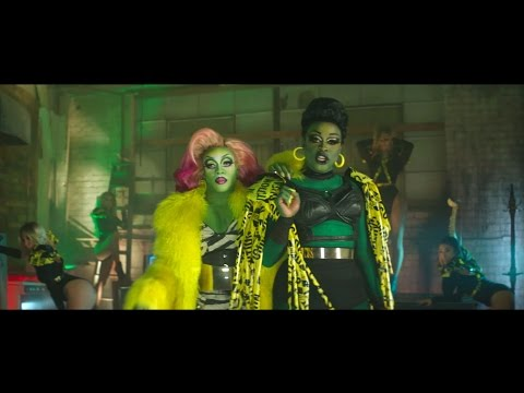 Wrong Bitch (feat. Bob the Drag Queen) by Todrick Hall (видео)