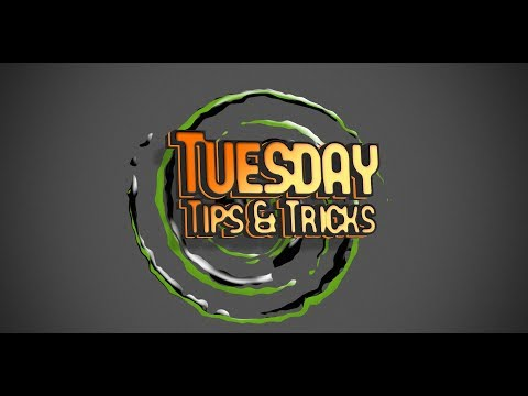 Tuesdays Tricks and Tips for Minecraft : Ep1