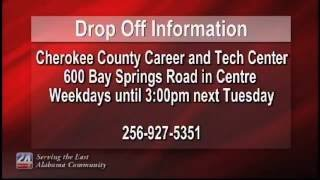 Cherokee County Students to Help Flood Victims
