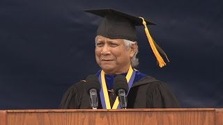 Download Video UC San Diego Commencement 2016: Muhammad Yunus MP3 3GP MP4
