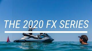 Yamaha's 2020 FX Series