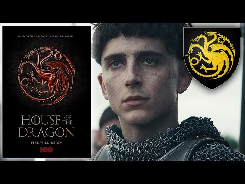 Game of Thrones Prequel: Aemond Targaryen Explained (HBO) | House of the Dragon
