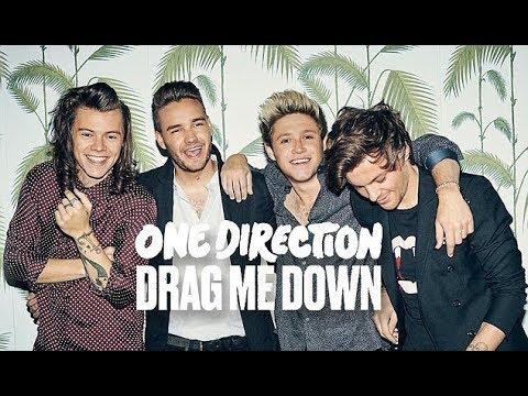 One Direction Drag Me Down legendado (видео)
