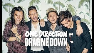 One Direction Drag Me Down legendado