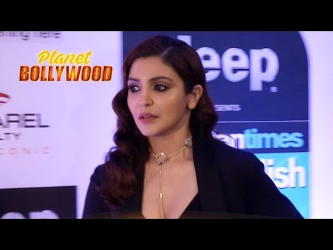 Anushka Sharma Dismisses Questions Related To Vira