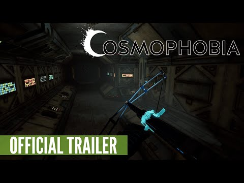 Cosmophobia : Vidéo de gameplay de l'UploadVR Show 2020