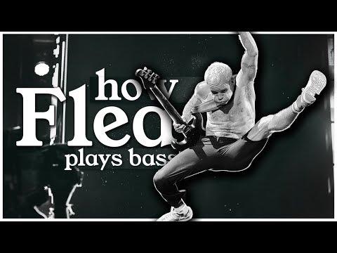 How Flea Plays Bass