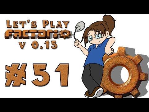 Let's Play: Factorio v15 -- Also Rail World! -- Episode 51
