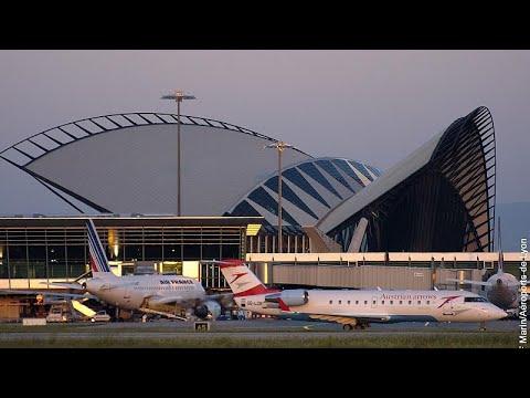 Flughafen von Lyon: