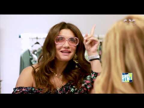 بطريقة عملية: غادة عادل تعبر عن اشتياقها للعمل كعارضة أزياء