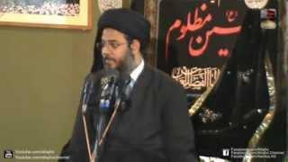 02 - Ittaqullah - Allama Aqeel-ul-Gharvi -  23 Moharram 1435 / 2013