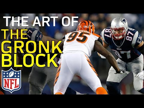 Rob Gronkowski's Most Underrated Skill   Film Review   NFL Highlights
