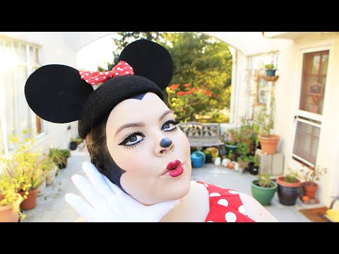 minnie - Hello Guys & Dolls! Today I'm sharing with you another DIY Halloween Costume and makeup tutorial. Today's look is Minnie Mouse! Below I have a link to the DIY video I did showing how to make...