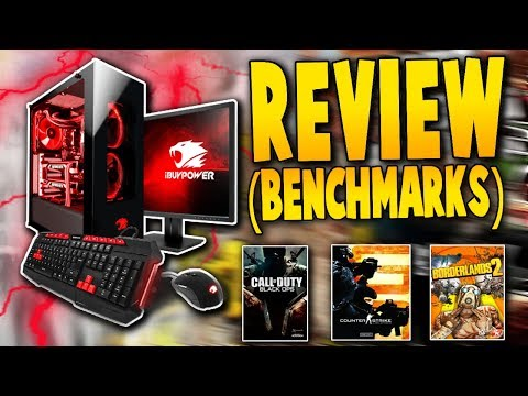My New iBuyPower PC! (Review, Specs, Benchmarks)