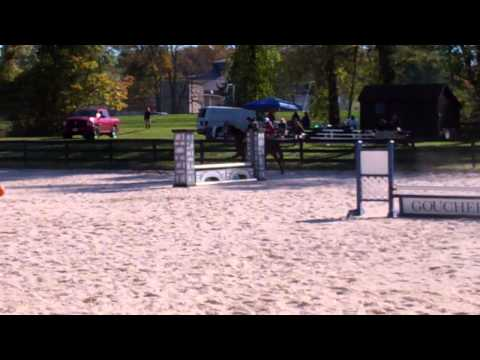Sarah Lummis' win in Advanced Walk/Trot/Canter - 10/26/13