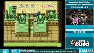 Video Legend of Zelda: A Link To The Past by Xelna in 1:45:35 - Summer Games Done Quick 2015 - Part 154 MP3, 3GP, MP4, WEBM, AVI, FLV Desember 2018