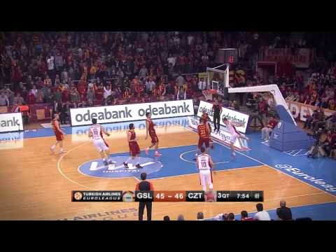 Assist of the Night: Marcus Williams, Crvena Zvezda Telekom Belgrade