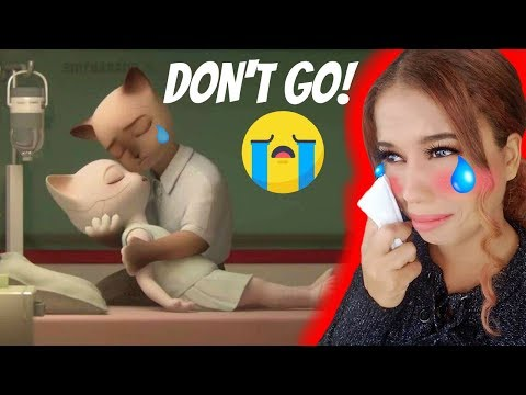 TRY NOT TO CRY CHALLENGE | REACTING TO SADDEST ANIMATION ON YOUTUBE #2