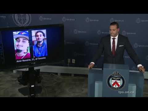 @TorontoPolice News Conference | Mon. Oct.21, 2019 | 1100AM