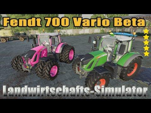 Fendt 700 Vario Beta