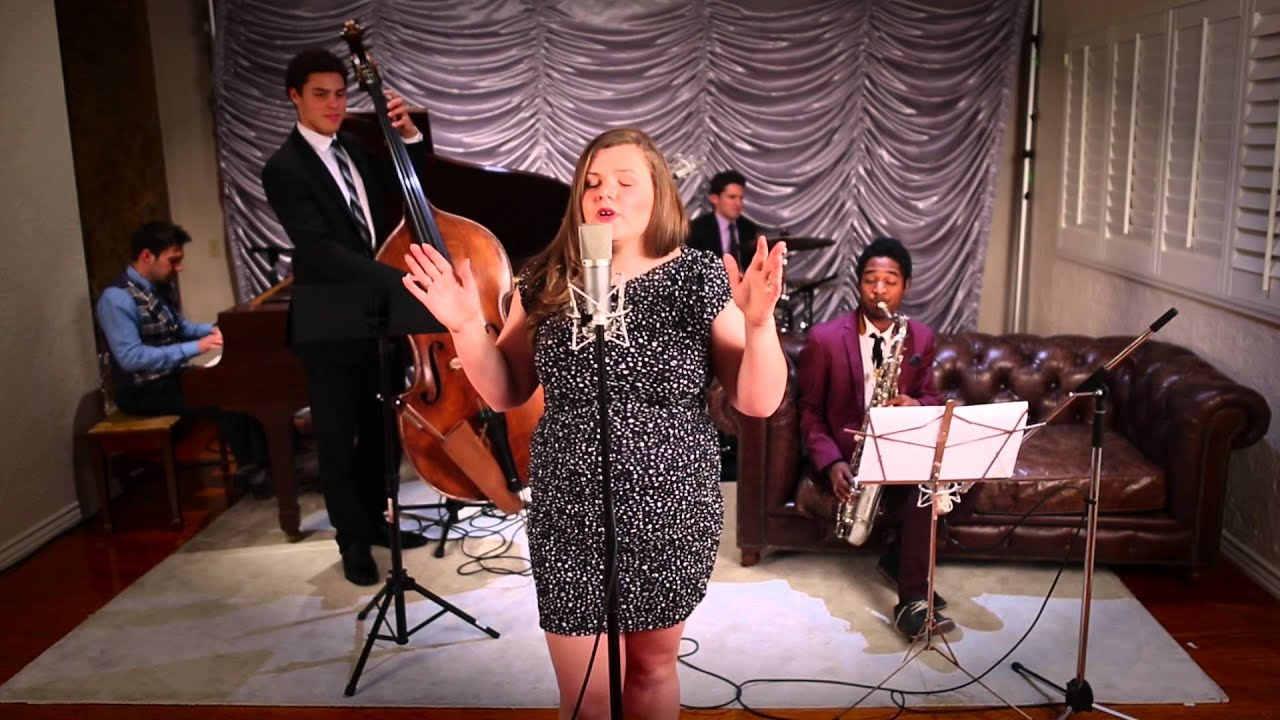 Thinking Out Loud – Vintage Swing Ed Sheeran Cover ft. Holly Campbell-Smith (#PMJsearch Winner!)
