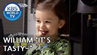 Video OH NO..William likes to eat his boogers!! [The Return of Superman/2019.04.21] MP3, 3GP, MP4, WEBM, AVI, FLV Juni 2019