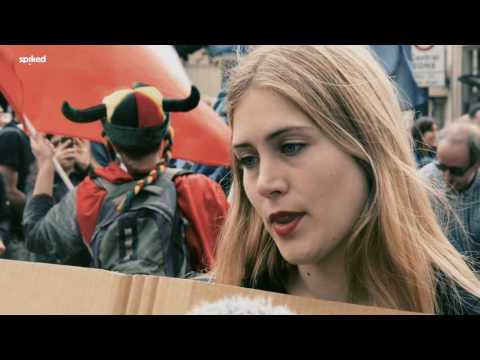 March Against Democracy - spiked reports from London pro-EU demo