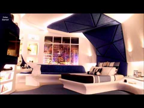 Visions of Future  - Futuristic Interior Design ideas
