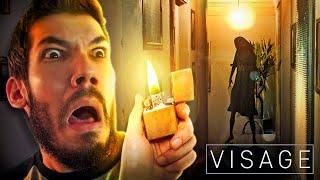 JOGO DE TERROR ULTRA REALISTA || VISAGE - O Início de Gameplay, em Português.