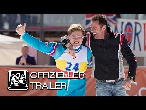 Eddie the Eagle - Alles ist möglich | Trailer Deutsch