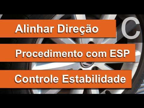 Dr CARRO Controle Estabilidade - Procedimento Obrigatório após Alinhar Direção
