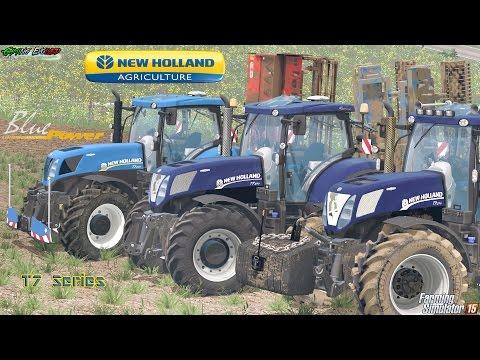 NH T7 Series T7.220 / 250 / 270 Wheelshader V1.0 Alpha
