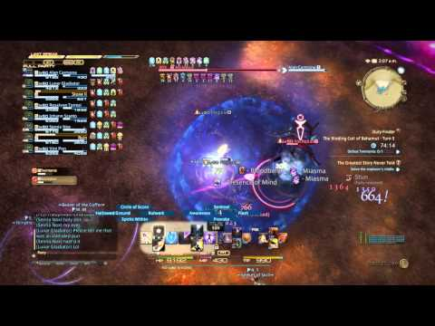 Final Fantasy XIV ARR – Turn 5 – 1 Tank and 7 Healers!