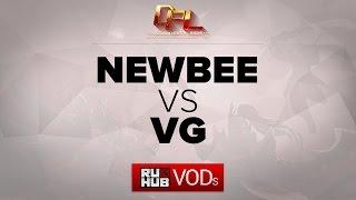 VG vs NewBee, game 2