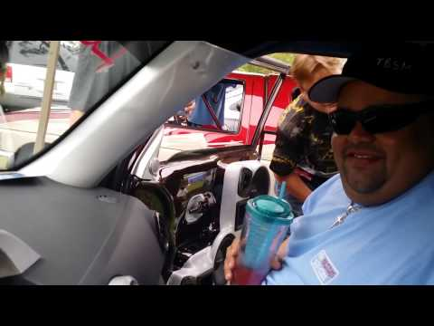 2014 Nopi Car Show Bass Box 2nd Demo
