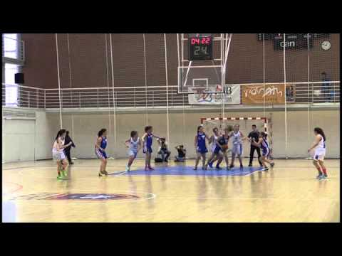 3/4 JDN Final Femenina Multibasket VS Ardoi