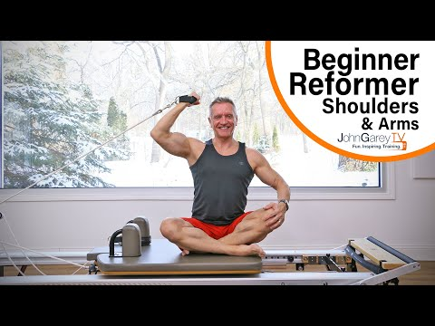 Beginner Reformer Shoulders And Arms