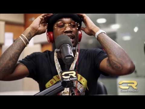 Meek Mill Freestyles For DJ Clue, Throws Shots At Drake?