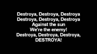 Download Lagu My Chemical Romance - Destroya Lyrics Mp3