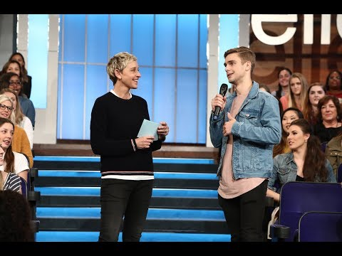 Ellen Finds Out 'What's So Great About You?'