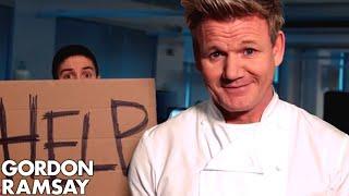 Gordon Loves His Team | Gordon Ramsay DASH Gag Reel #2 by Gordon Ramsay