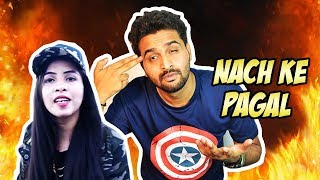 PAGAL DHINCHAK POOJA KE THUMKAY | AWESAMO SPEAKS