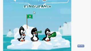 Some funny bugs in msn game - Penguin Panic. Selfdestruction, killing without hitting. Just watch and enjoy :-P.