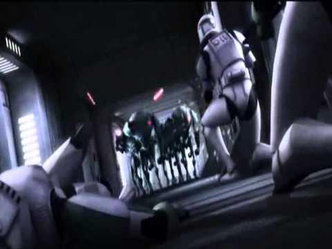 Star wars the clone wars musik video