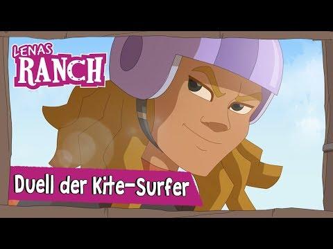 Duell der Kite-Surfer - Staffel 2 Folge 7 | Lenas Ranch