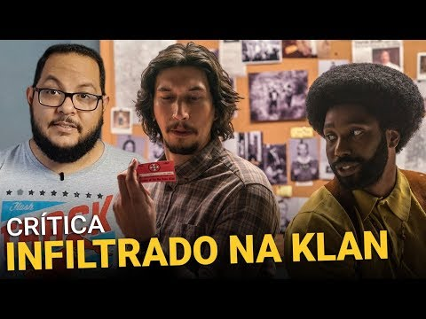 INFILTRADO NA KLAN (BlacKkKlansman, 2018) | Resenha do filme (crítica)