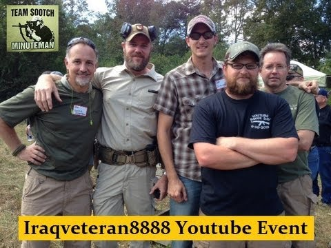 Iraqveteran8888 Youtube Gun Channel Shoot
