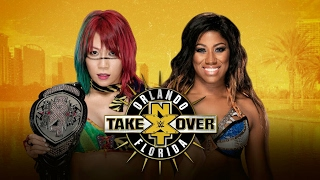 Nonton [TLB] Ember Moon vs. Asuka Women's Title Match NXT TakeOver Orlando April 1 2017 Film Subtitle Indonesia Streaming Movie Download