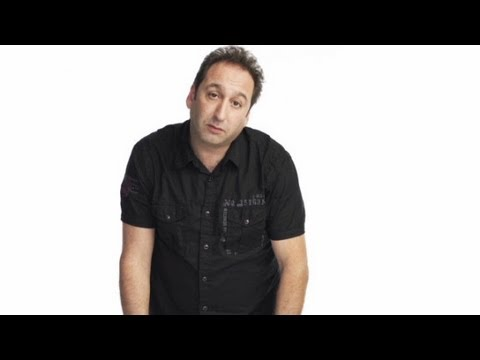 Comic Jeremy Hotz: Women don't like my face