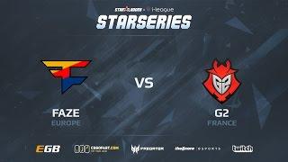 G2 vs FaZe, game 1